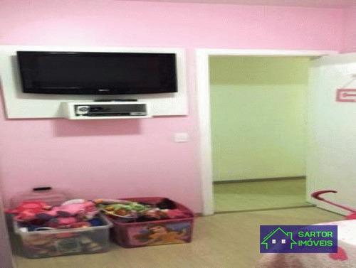 apartamento - 2487