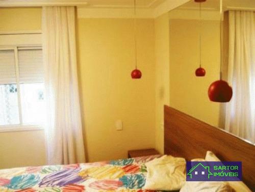 apartamento - 2668