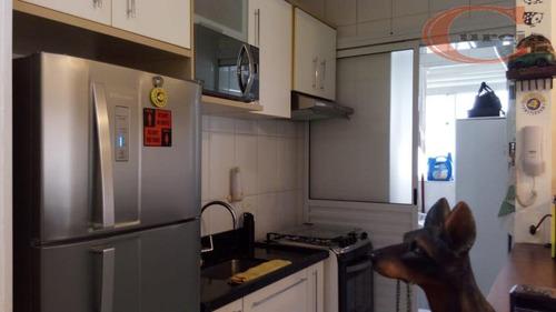 apartamento 2d 1st metro ipiranga, são paulo. - ap5282