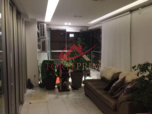 apartamento 2dorm. no brooklin - ny sp - ótima localização - ap58438