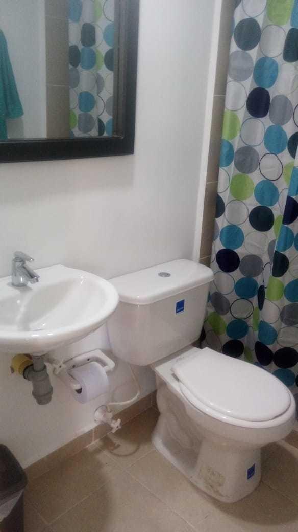 apartamento 3 alcobas, 2 baños, casi nuevo