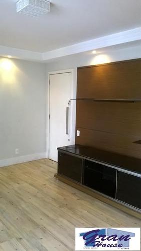 apartamento, 3 dorm  (1 suíte) 2 vagas, tatuapé - cód. 2419