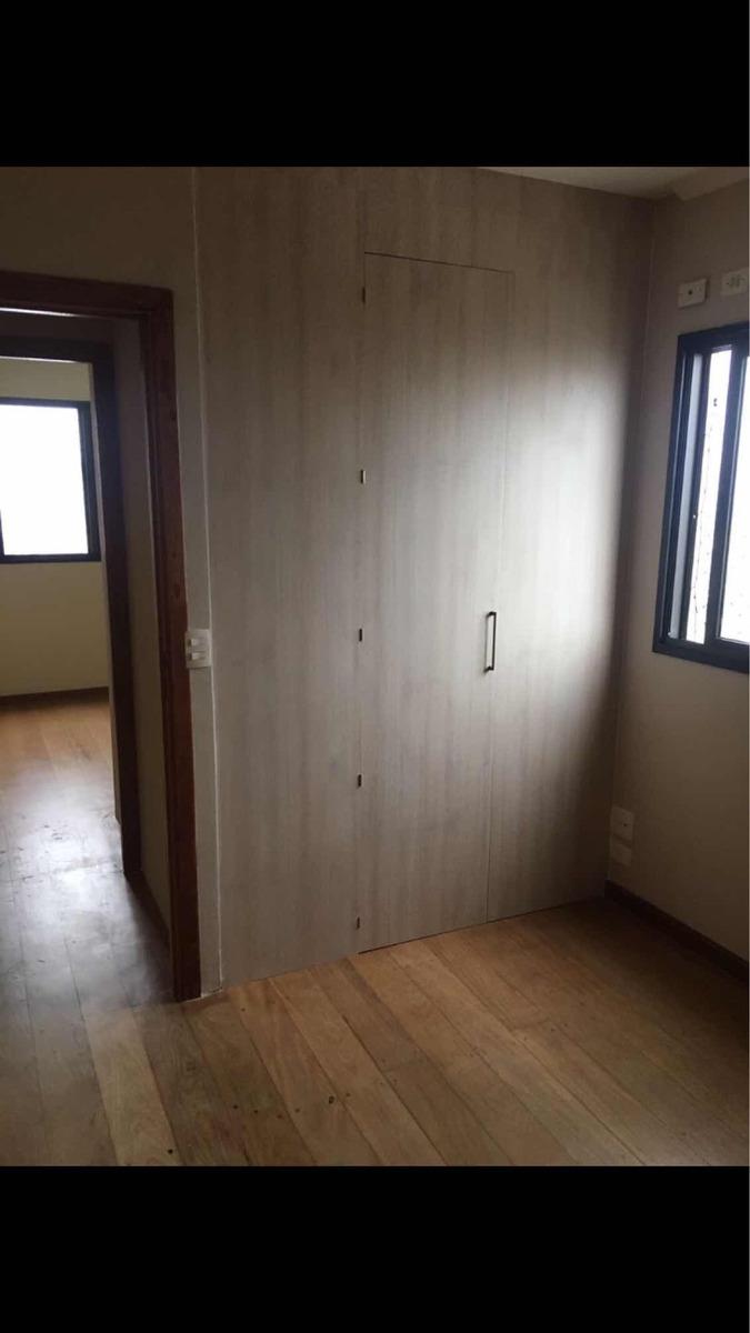 apartamento 3 dorm. 2 vagas - moóca - para renda. alugado