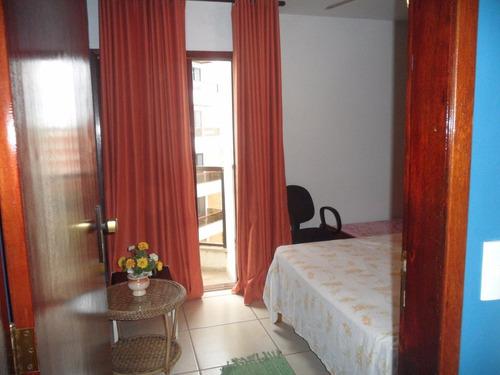 apartamento 3 dorm e 3 banh. guarujá - enseada