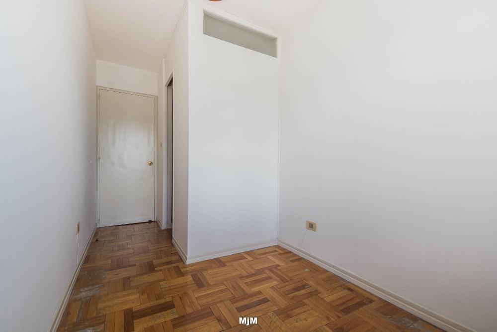 apartamento 3 dorm + escritorio y gge con renta. malvin