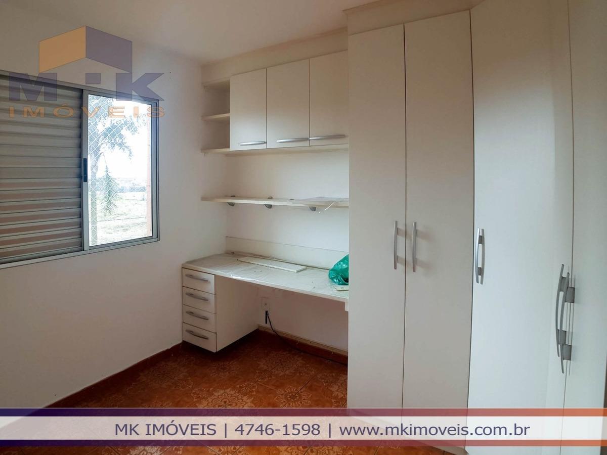 apartamento 3 dorm no jd santa helena em suzano/sp - 778