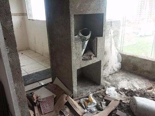 apartamento 3 dorm sendo 2 suítes.na guilhermina.entrega prevista p/dezembro 2016 - codigo: ap5425 - ap5425
