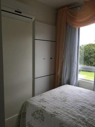 apartamento 3 dorm(1suite)- praia de palmas - completamente mobiliado - ap4616