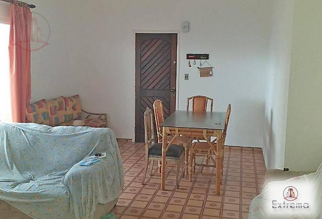 apartamento 3 dormitórios (1 suíte), 155 m² por r$ 210.000,00 - vila caiçara - praia grande/sp - ap1032