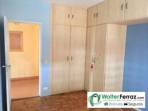 apartamento 3 dormitórios 1 suíte com 1 vaga demarcada. - 1288