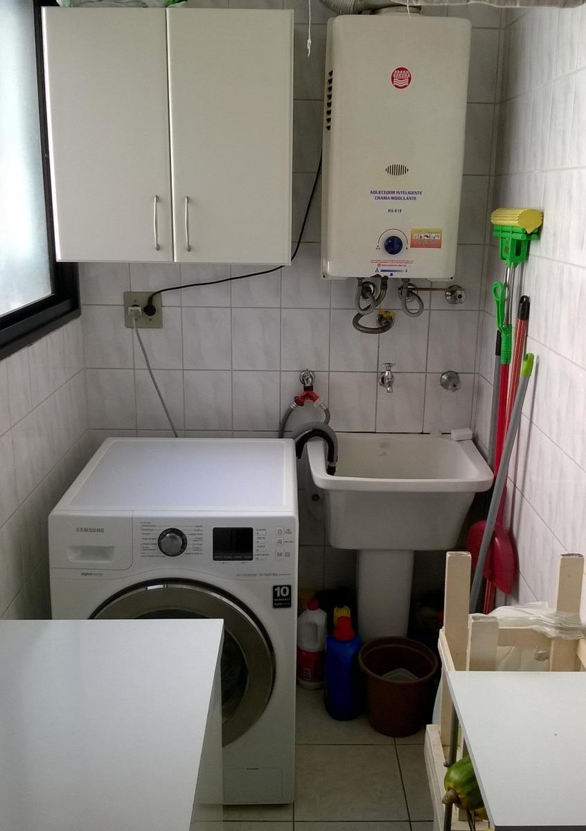 apartamento 3 dormitórios, 1 suíte e  1 vaga  - rua camarajé