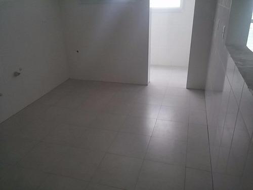 apartamento 3 dormitórios, 1 suíte, vila guilhermina, praia grande. - codigo: ap5444 - ap5444