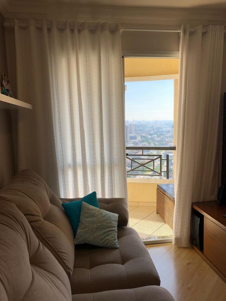 apartamento 3 dormitórios - 1 suite  vila pires santo andré
