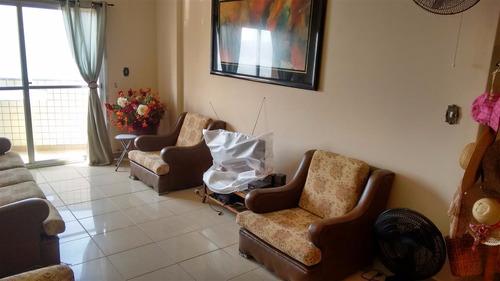 apartamento 3 dormitórios /1 suíte/11º andar/vista mar total