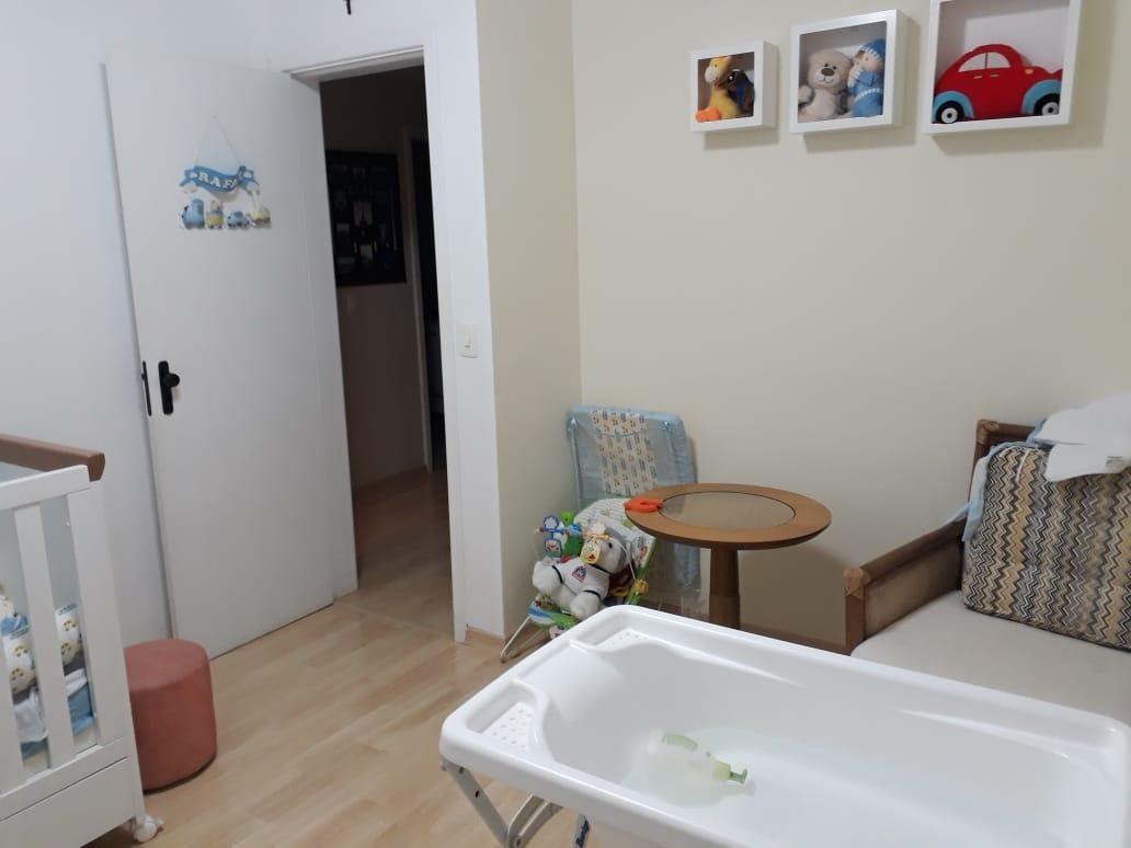 apartamento 3 dormitórios 100 m² chácara primavera eloy chav