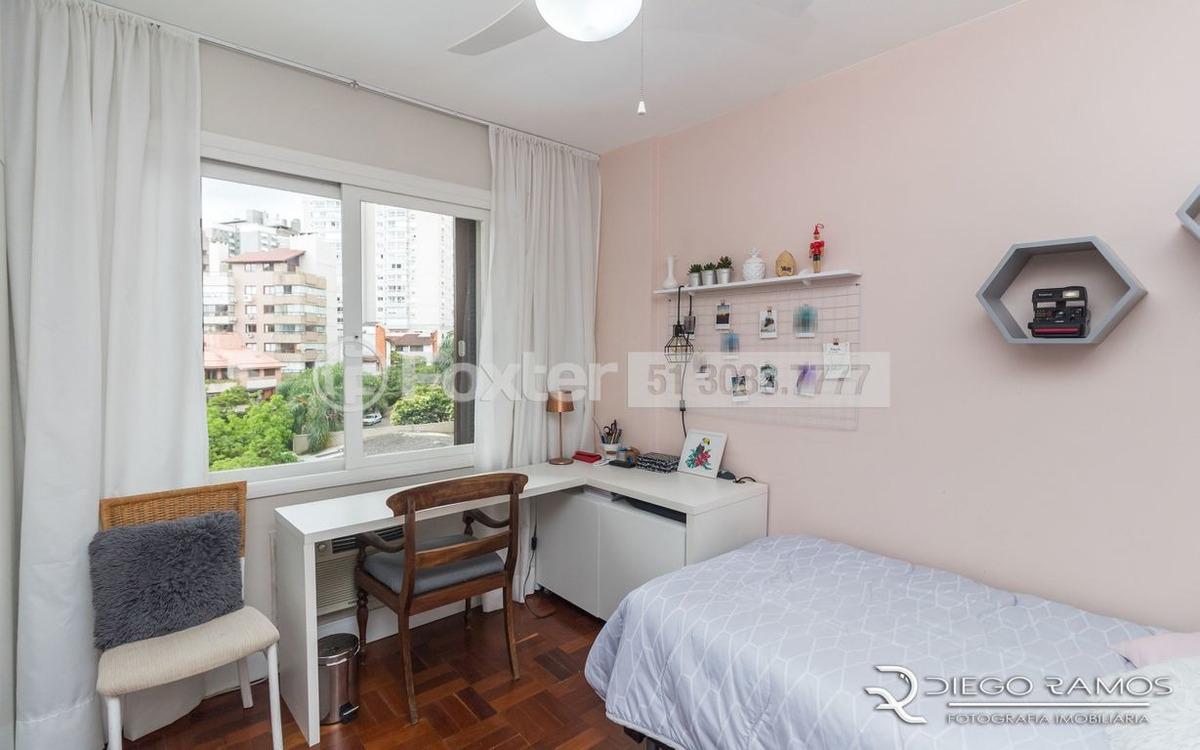 apartamento, 3 dormitórios, 131.23 m², petrópolis - 157602