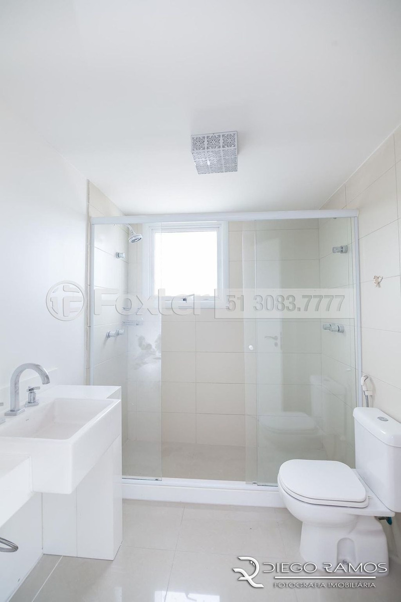 apartamento, 3 dormitórios, 136.72 m², auxiliadora - 196022