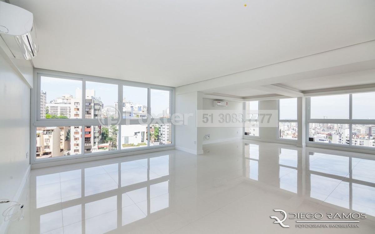 apartamento, 3 dormitórios, 162.035 m², rio branco - 192501