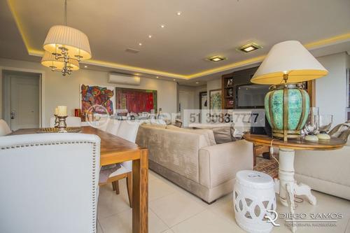 apartamento, 3 dormitórios, 163 m², petrópolis - 171671