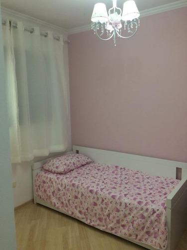 apartamento 3 dormitórios, 2 vagas de garagem na vila prudente!!! - ap0806