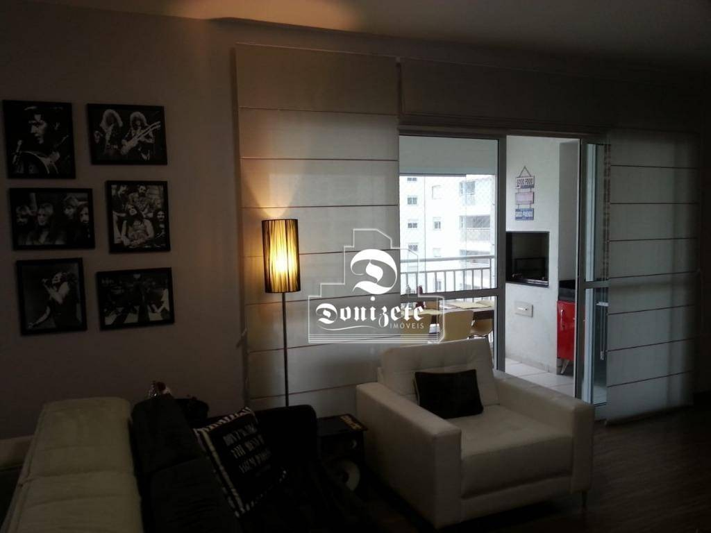 apartamento 3 dormitórios 3 suite 123 m² domo life sbc - r$ 850.000,00, aceita permuta menor valor. são bernardo do campo. - ap12400