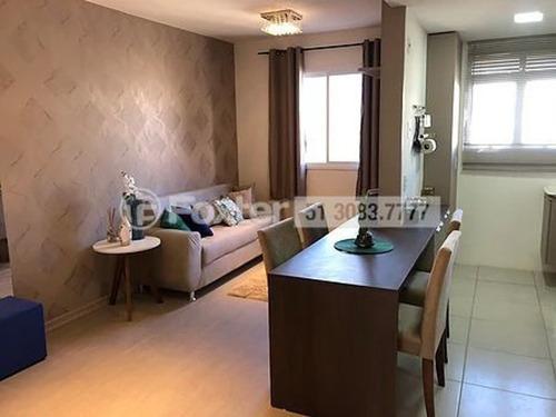 apartamento, 3 dormitórios, 65.9 m², vila monte carlo - 189021