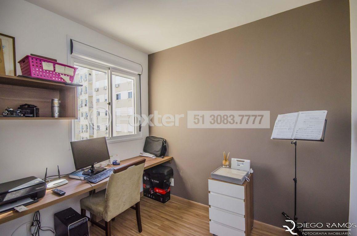 apartamento, 3 dormitórios, 72 m², camaquã - 152641