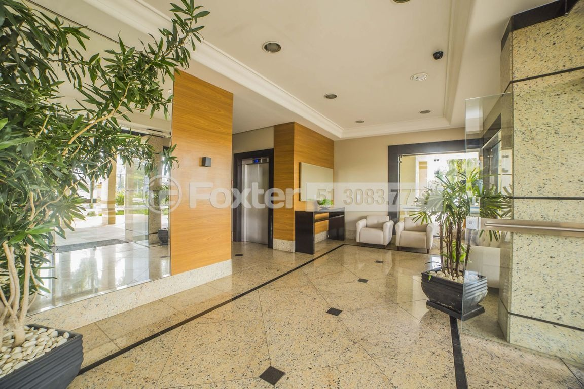 apartamento, 3 dormitórios, 90.56 m², cristal - 195982
