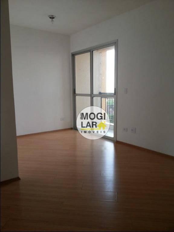 apartamento 3 dormitórios - centro mogi das cruzes - ap0291