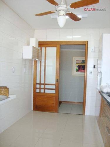 apartamento 3 dormitórios com 2 vagas de garagem no petrópolis - ap2860