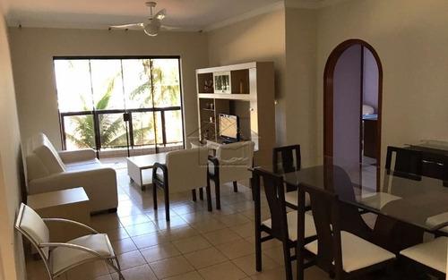 apartamento 3 dormitórios com suíte para locação na vila caiçara em praia grande