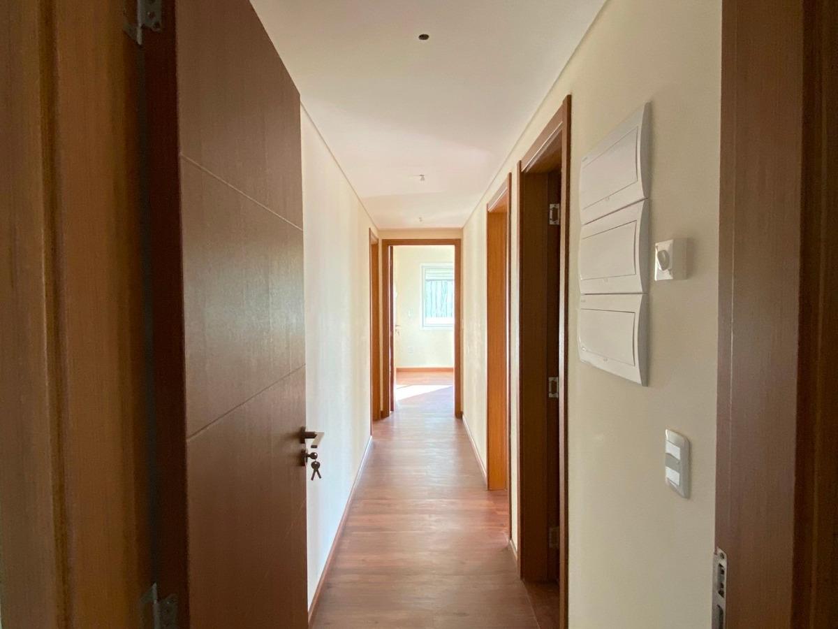 apartamento 3 dormitorios con jardín