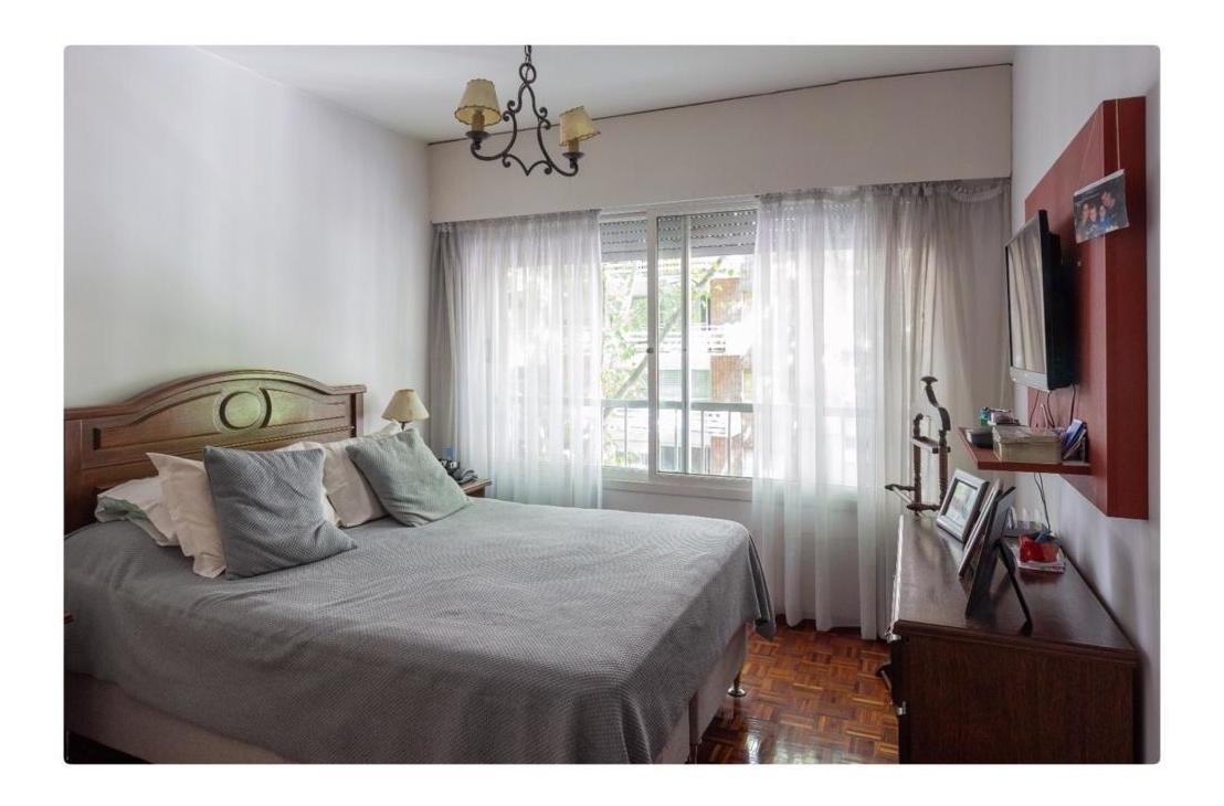 apartamento 3 dormitorios, dos baños y servicio completo