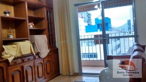 apartamento 3 dormitórios em praia grande na vila guilhermina - ap0124
