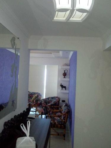 apartamento 3 dormitórios em solemar totalmente mobiliado