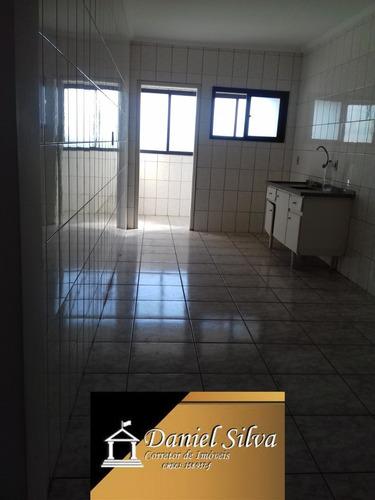 apartamento 3 dormitórios em vila tupi só 60 mil de entrada