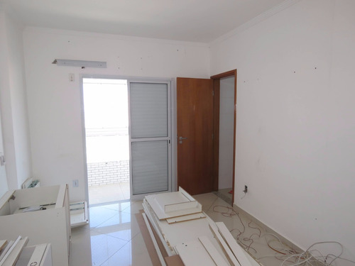 apartamento 3 dormitórios - forte - praia grande - sp