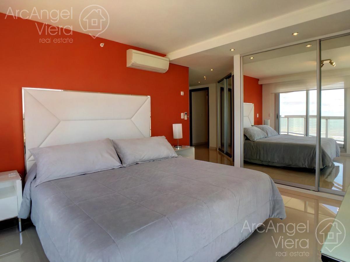apartamento 3 dormitorios frente al mar  - look brava