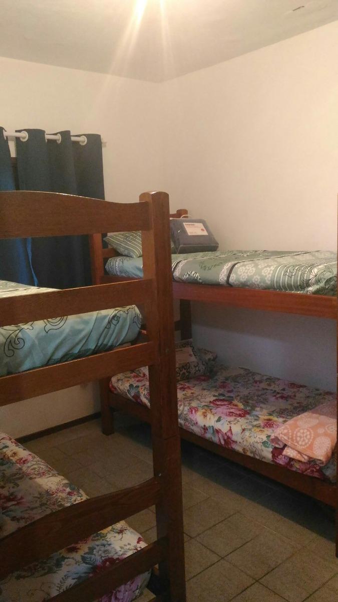 apartamento 3 dormitórios frente ao mar - praia grande