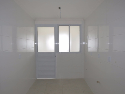 apartamento 3 dormitórios - guilhermina - praia grande - sp