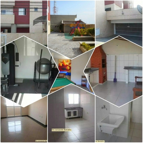 apartamento 3 dormitórios na  vila gilda em santo andré. - 3557