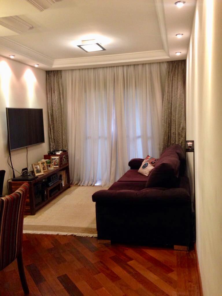 apartamento 3 dormitórios no barcelona em scs mobiliado