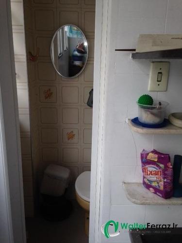 apartamento 3 dormitórios no gonzaga.  - 935