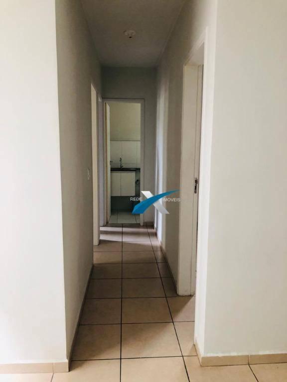 apartamento 3 dormitórios para alugar, 67 m² por r$ 1.344/mês - vila mogilar - mogi das cruzes/sp - ap5479