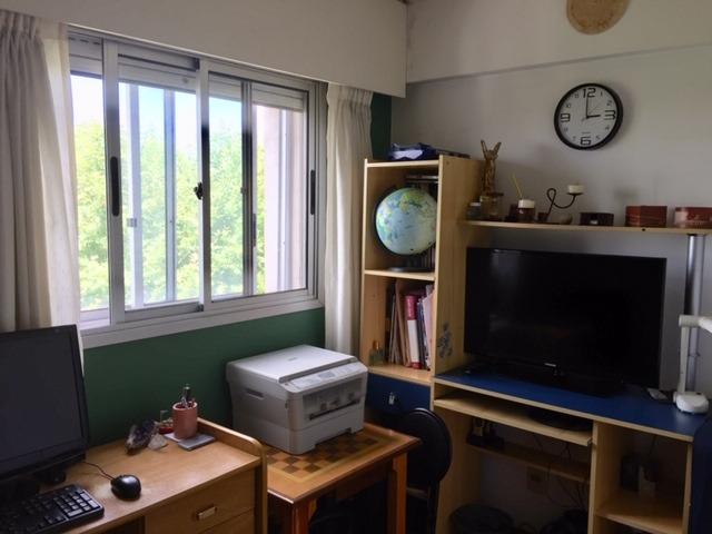 apartamento 3 dormitorios, parque rodó - impecable!!!