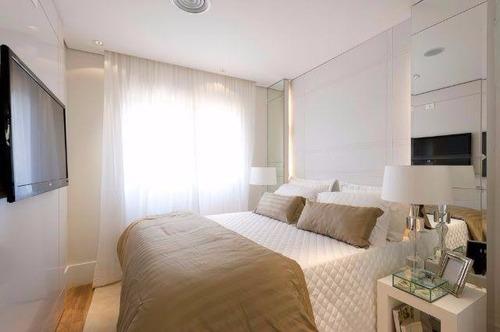 apartamento 3 dormitorios sacada gourmet centro diadema