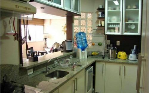 apartamento 3 dormitórios semi mobiliado na av. beira mar norte em florianópolis