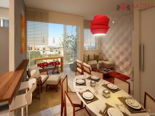apartamento 3 dormitórios sendo 1 suíte - ap02789