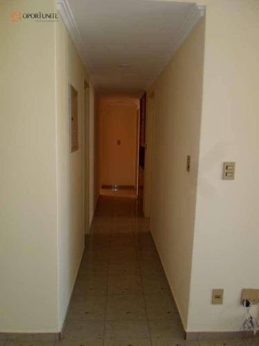 apartamento 3 dormitórios sendo 1 suíte à venda, santa cruz, ribeirão preto - ap0352. - ap0352
