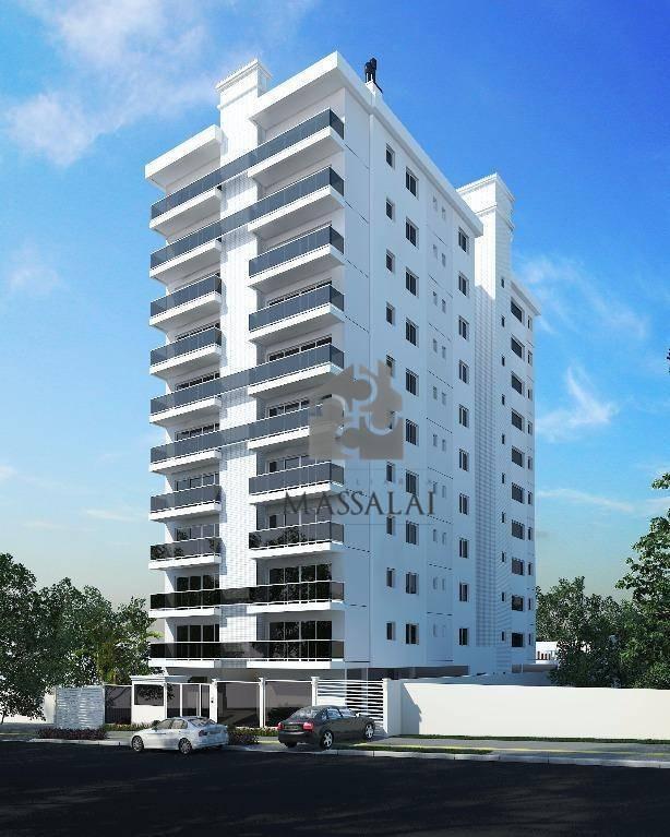 apartamento 3 dormitórios, suíte e garagem à venda, niterói, canoas. - ap0611